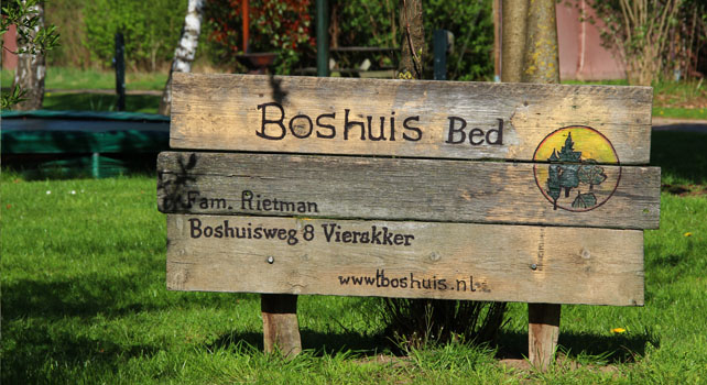 Het Betere Boshuis Bed